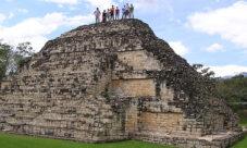 Sitios arqueológicos de Honduras