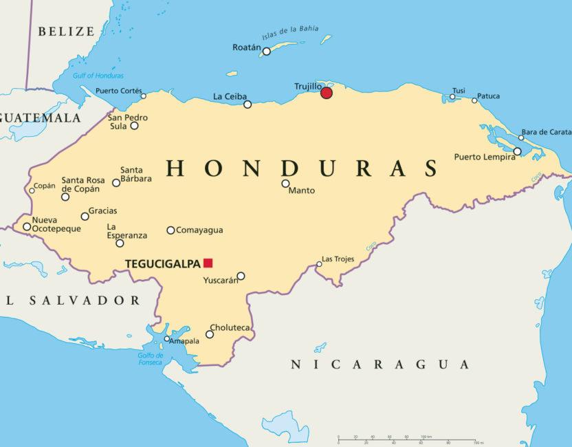 mapa_de_regiones_naturales_de_honduras